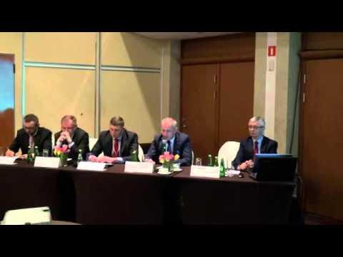 Konferencja BGK dla JST - 10 kwietnia 2014 r. - cz.2 (Wypowiedź: Sławomir Neuman)