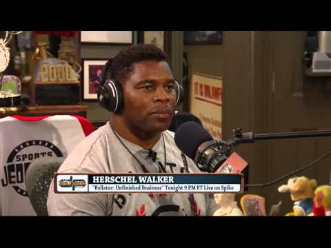 Herschel Walker on The Dan Patrick Show (Full Interview) 06/19/2015