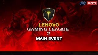 DOTA 2 LIVE : Main Event Day 2 - Lenovo Gaming League 2