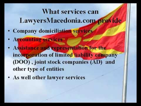 Lawyers Macedonia