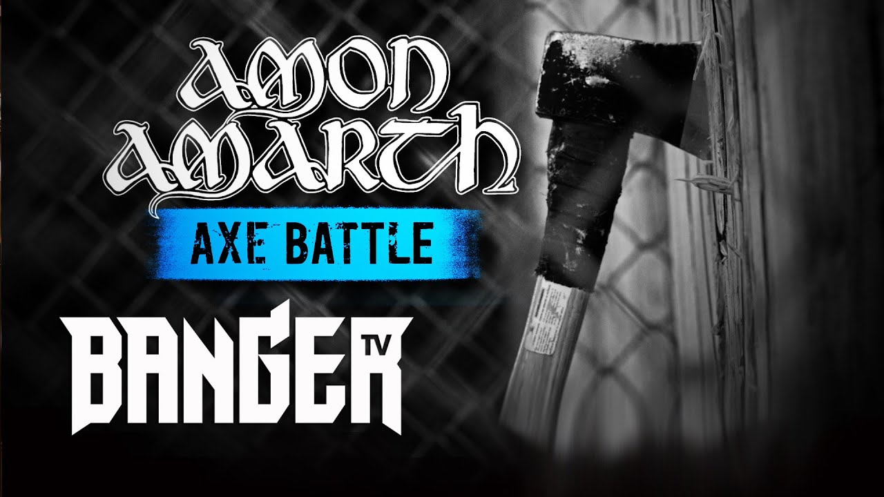 AMON AMARTH | Viking Axe Battle at Toronto's BATL episode thumbnail