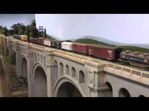 West Island Model Railroad - Fall 2014