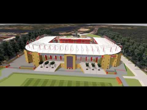 Union Berlin stadium development plans