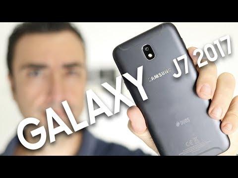 RECENSIONE Samsung Galaxy J7 2017: display AMOLED e che FOTO!