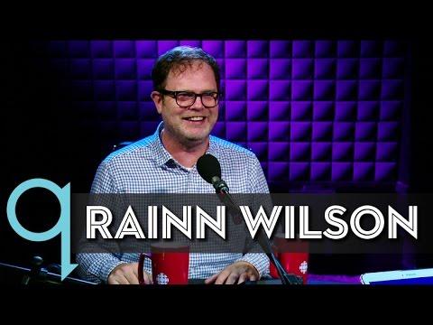 """The Office's Rainn Wilson is """"The Bassoon King"""""""