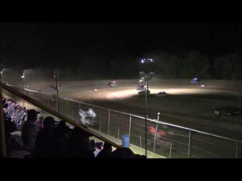 Butler Motor Speedway Sprint Feature 8/6/16