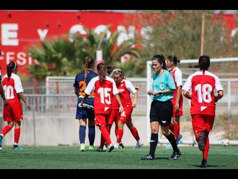El Sevilla FC Femenino suma un nuevo triunfo ante el Málaga CF para culminar la pretemporada (3-0)