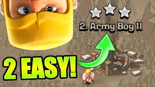 SUPERCELL MADE IT TO EASY!? - Clash Of Clans - TOWN HALL 11 3 STAR!!