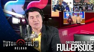 Download Mp3 Tutok Tulfo Reload | December 18, 2019 Full Episode
