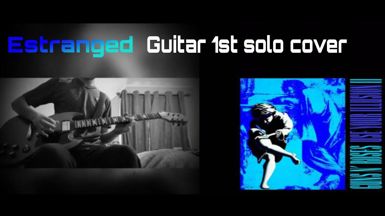 Download Estranged - Guitar Solo Cover /Gonzlez\