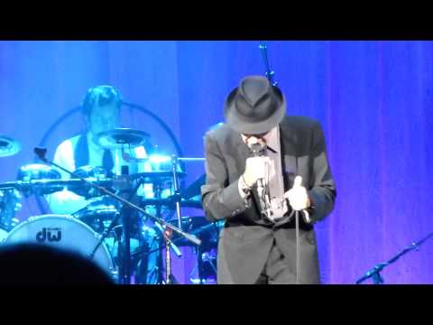 Leonard Cohen - Waiting For The Miracle - live O2 World Hamburg 2013-07-14
