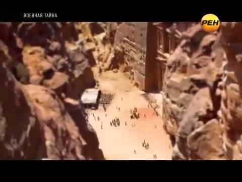 Долина Моисея-древний город Петра.