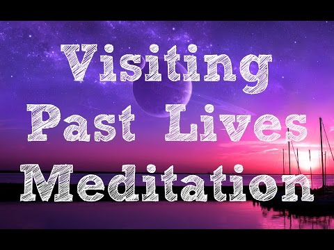 Hypnotic Guided Meditation | Past Life Regression