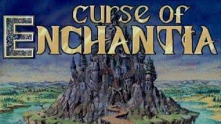 Curse of Enchantia gameplay (PC Game, 1992)