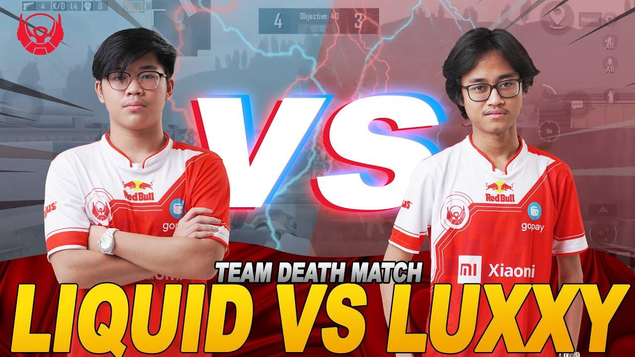BY1 TDM VS LUXXY - Liquid Gaming