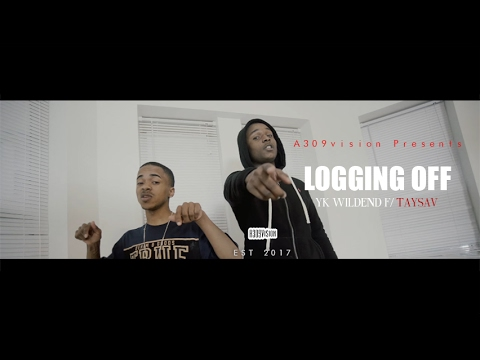OTE YK f/ Taysav - Logging Off  (Official Video)  Shot By @a309vision