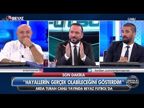 (..) Beyaz Futbol 8 Ekim 2016 Kısım 1/5 - (Arda Turan Beyaz Futbol'da)
