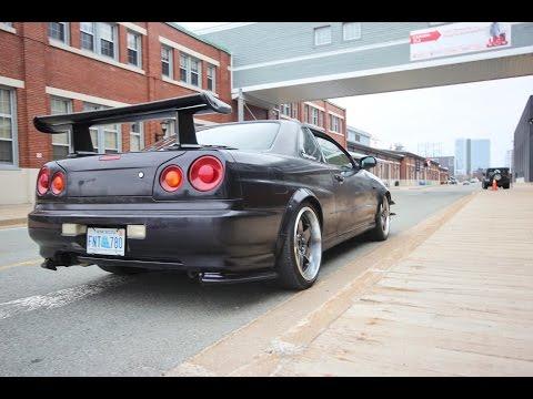 Coady's R34 Nissan Skyline