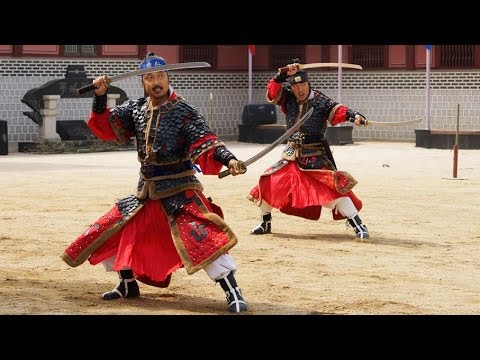 Korean Swordsmanship: Joseon Martial Arts