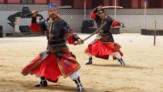 Korean Swordsmanship: Joseon Martial Arts