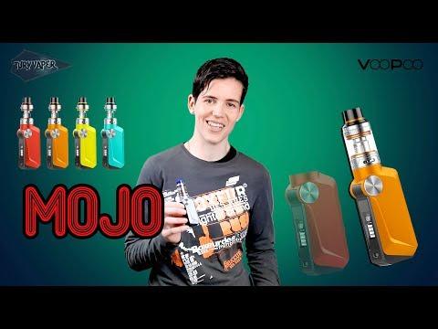 Voopoo MOJO kit con Gene Chip / revisión en español