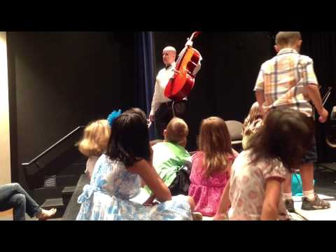 Orchestra uses music to teach science to Lexington kids