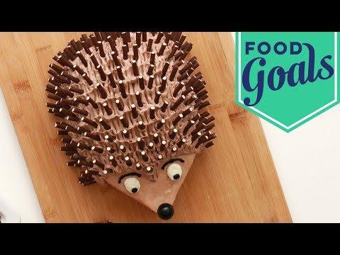 Hedgehog Cake | Food Network