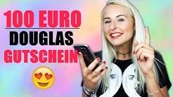 100€ DOUGLAS GUTSCHEIN MIT EINER APP BEKOMMEN! :O #Bonnytrash