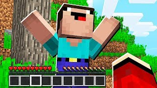 He Was The Nicest Noob in Minecraft Pocket Edition..
