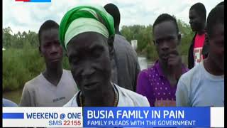 Busia family pleads with the gov't to help retrieve the body of their kin who drowned while fishing