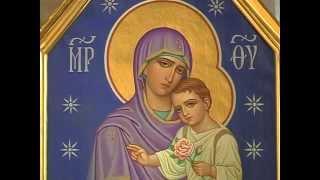 Вітання із святом Покрова Пресвятої Богородиці Арх.Феодора Мукачівського і Ужгородського