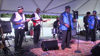 DENISE DAVIS AND THE MOTORCITY SENSATIONS AT NOTHPORT MI SEPT 30 2017