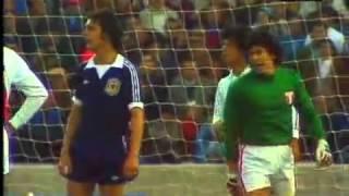 Perú vs. Escocia - Argentina '78