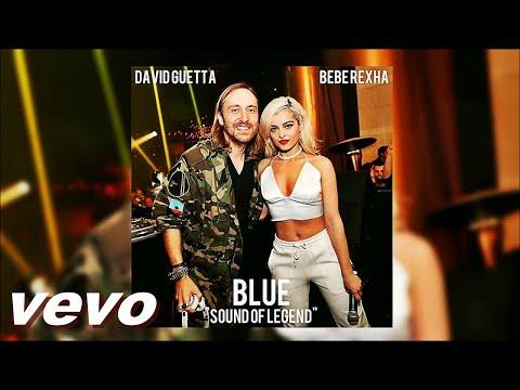 David Guetta & Sound Of Legend feat. Bebe Rexha - Blue (Devil Sparck Edit)®