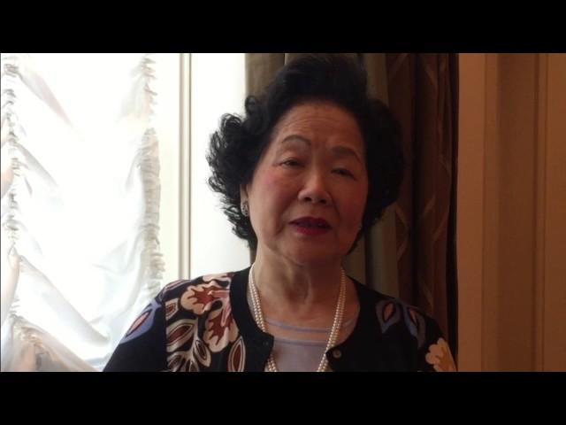 Anson Chan on diversity