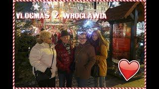 DZIADKOWIE KRÓLUJĄ WE VLOGU| 6-7 grudnia, Wrocław