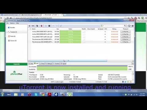 How To Download Free Movies | Songs | Software | Serials using Torrent