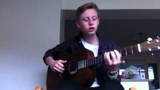 George Ezra - Leaving It Up To You (Josh Rowell Cover)