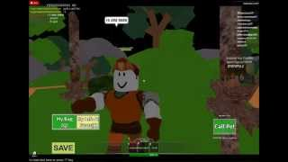 roblox-hunters life 3 season 2 ep 1 a new friend