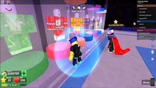How to be Flash the Mad City Superhero - Roblox