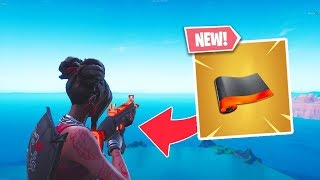 'SECRET' NEW HEAT WRAP GAMEPLAY - Fortnite Battle Royale