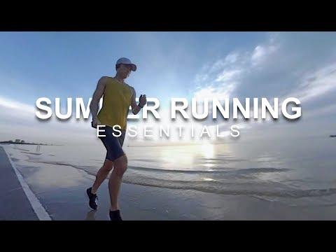 Summer Running Essentials 2019