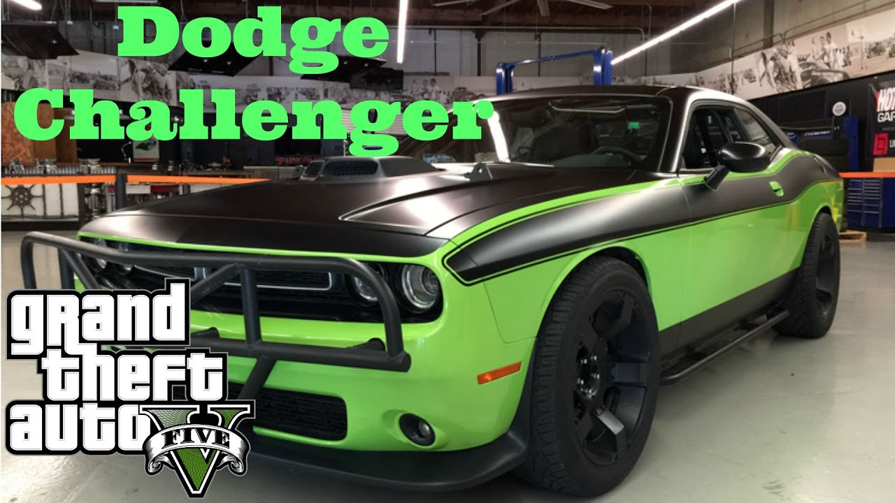 Letty Car Fast And Furious Gta 5 - Fast And Furious 7 Car Build: Letty's Dodge