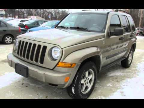 2005 jeep liberty renegade 4x4 for sale in mishawaka in youtube. Black Bedroom Furniture Sets. Home Design Ideas