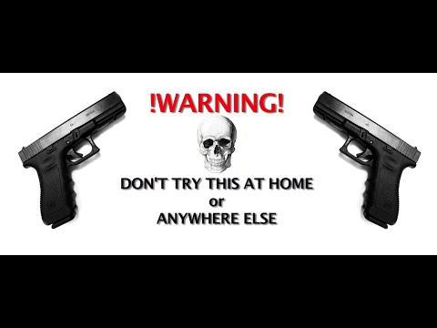 GTV#2: WEAPON SHOOTING BY ITSELF! TEST - SHOCK! / EU GUN BAN
