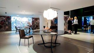 B&B Italia, Maxalto. Итальянская мебель, кухни, светильники, аксессуары. iSaloni 2017