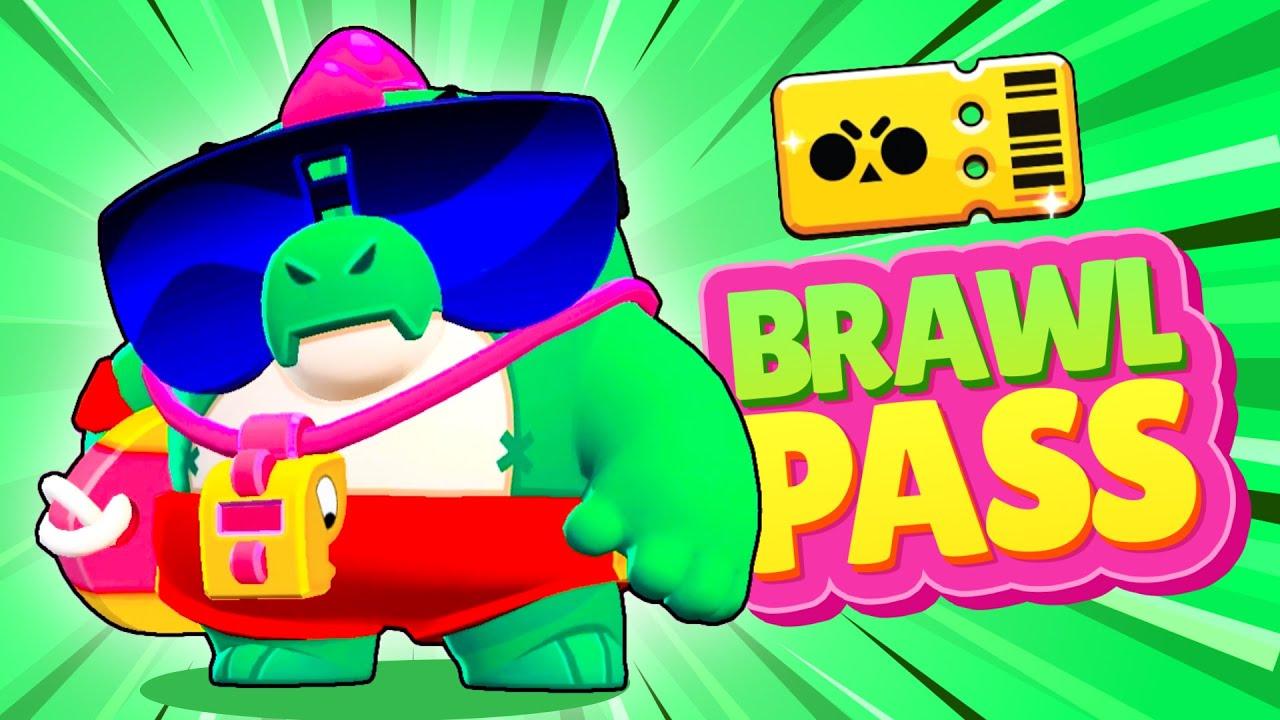 😍 BRAWL PASS Temporada 7 + BUZZ Gameplay 🔥   Brawl Stars