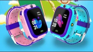 Q12 New Smart Watch GPS