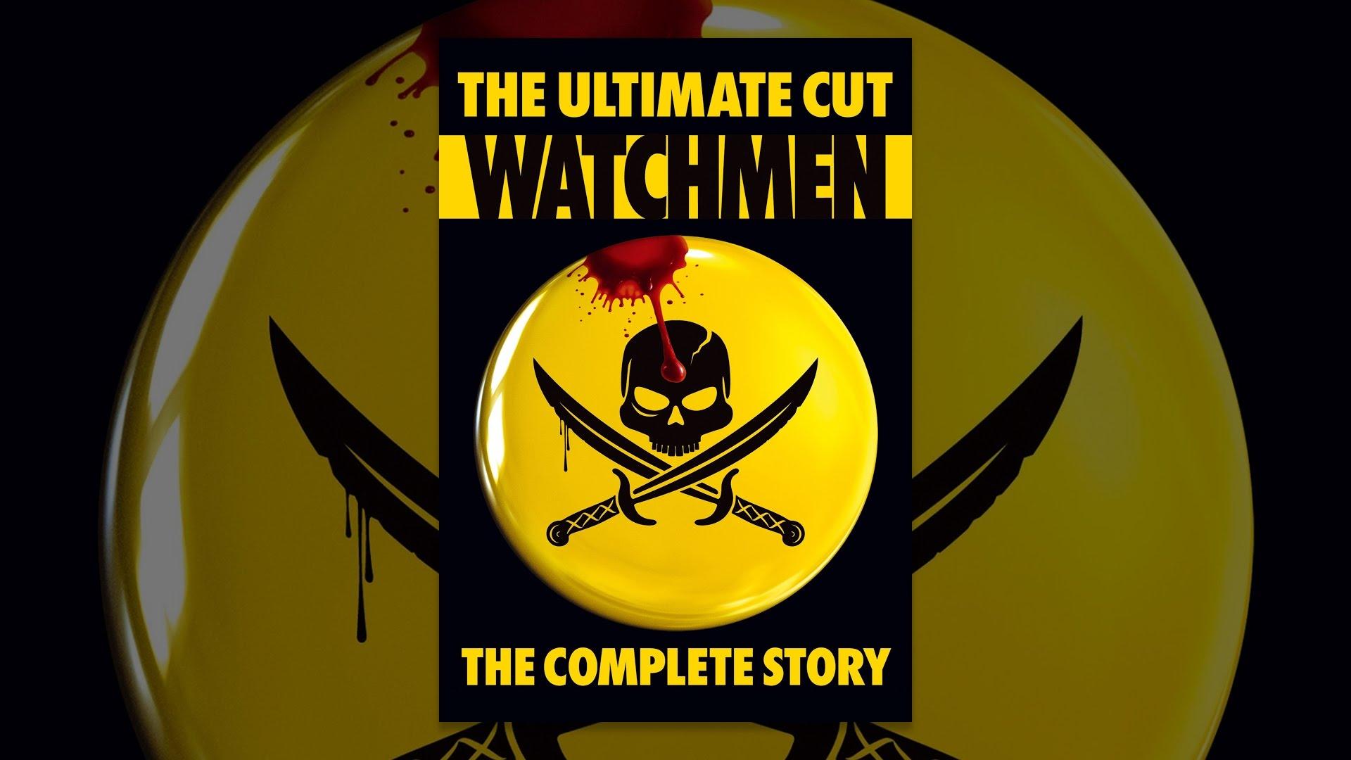Watchmen Ultimate Cut