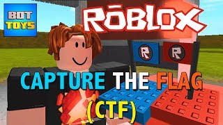 ROBLOX: Capture The Flag by BotToys.TV | Jugando con Suscriptores CTF
